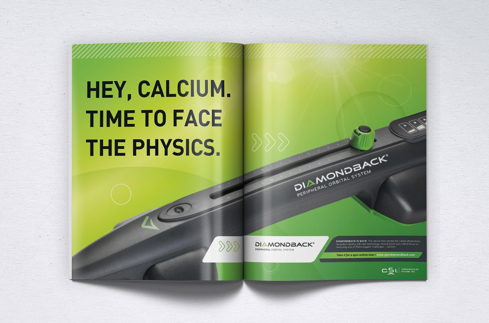 Diamondback 360 Print Ad